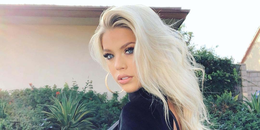 Nude kaylyn slevin Naked Truth