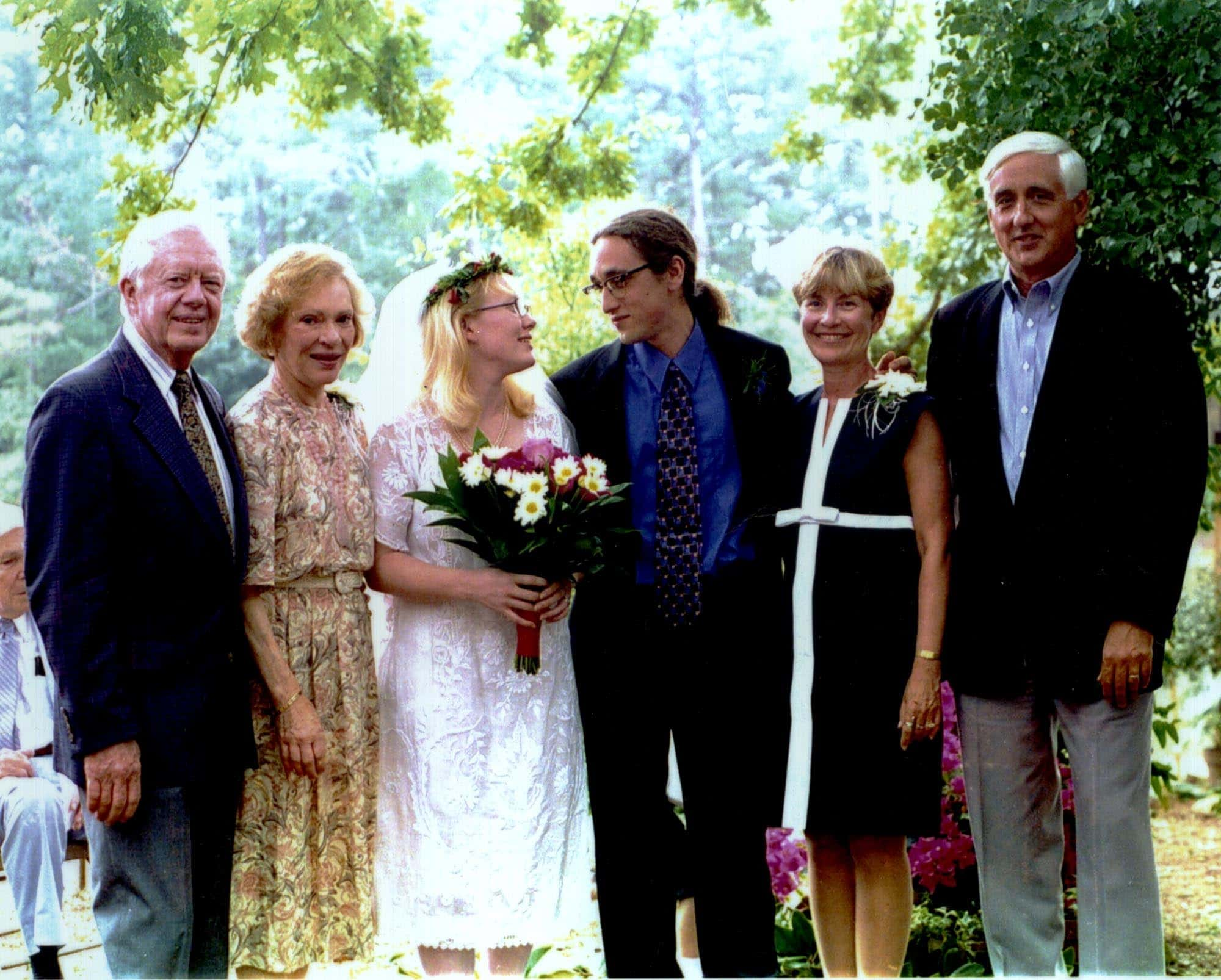 Where is Jimmy Carter's daughter today? - Amy Carter's Bio
