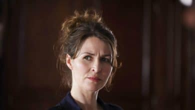 Photo of Who is Helen Baxendale (aka Emily Waltham on 'Friends')? Bio
