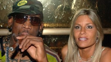 Photo of The untold truth of Dennis Rodman's ex-wife – Michelle Moyer