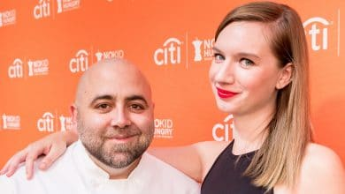Photo of The Untold Truth Of Duff Goldman's Wife – Johnna Colbry