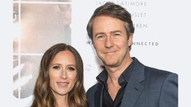 Photo of The Untold Truth Of Edward Norton's Wife – Shauna Robertson