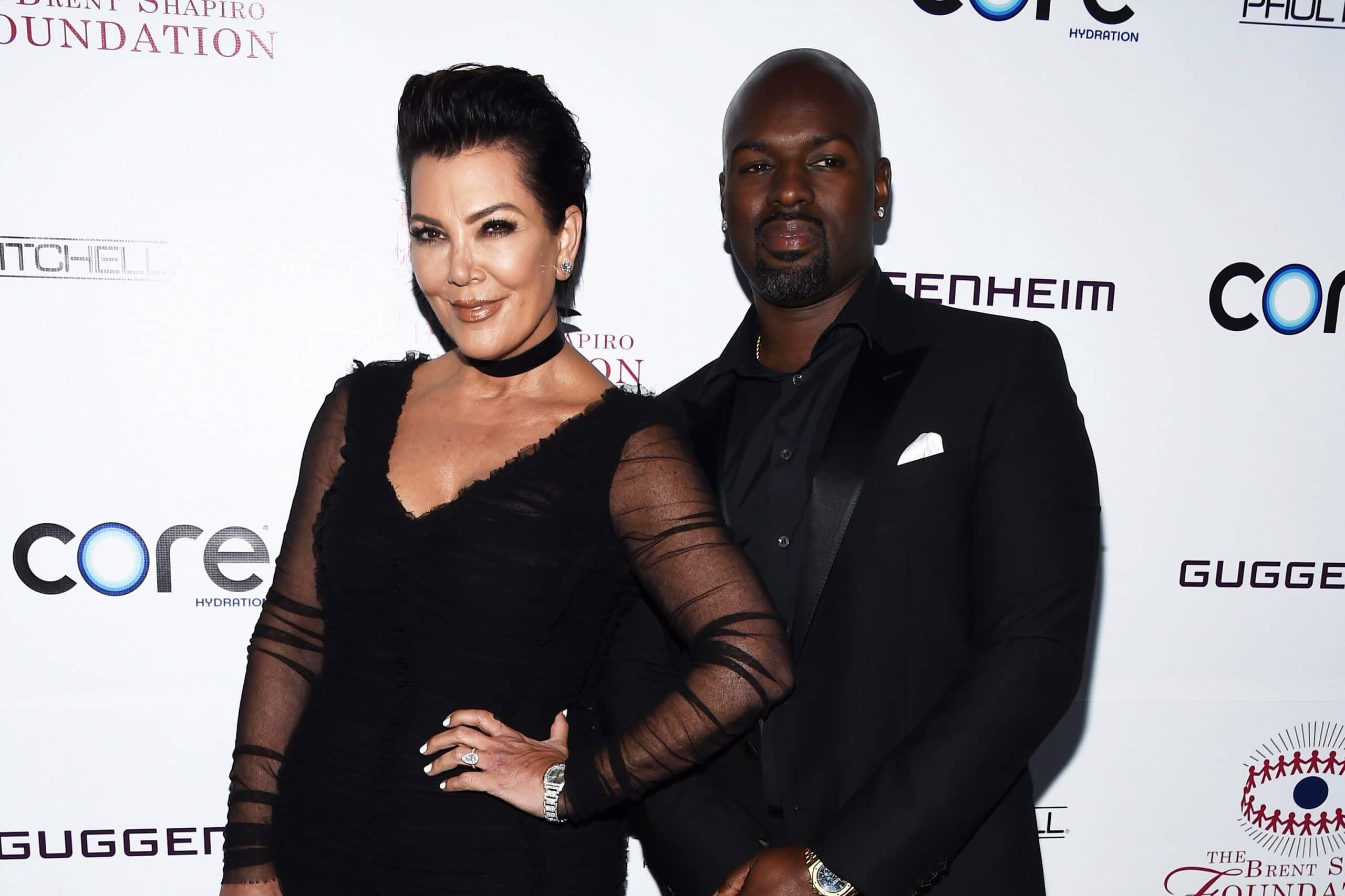 Who is Corey Gamble? Kris Jenner's Boyfriend Net Worth, Wiki