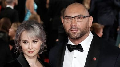 Photo of The Untold Truth Of Dave Bautista's Wife – Sarah Jade