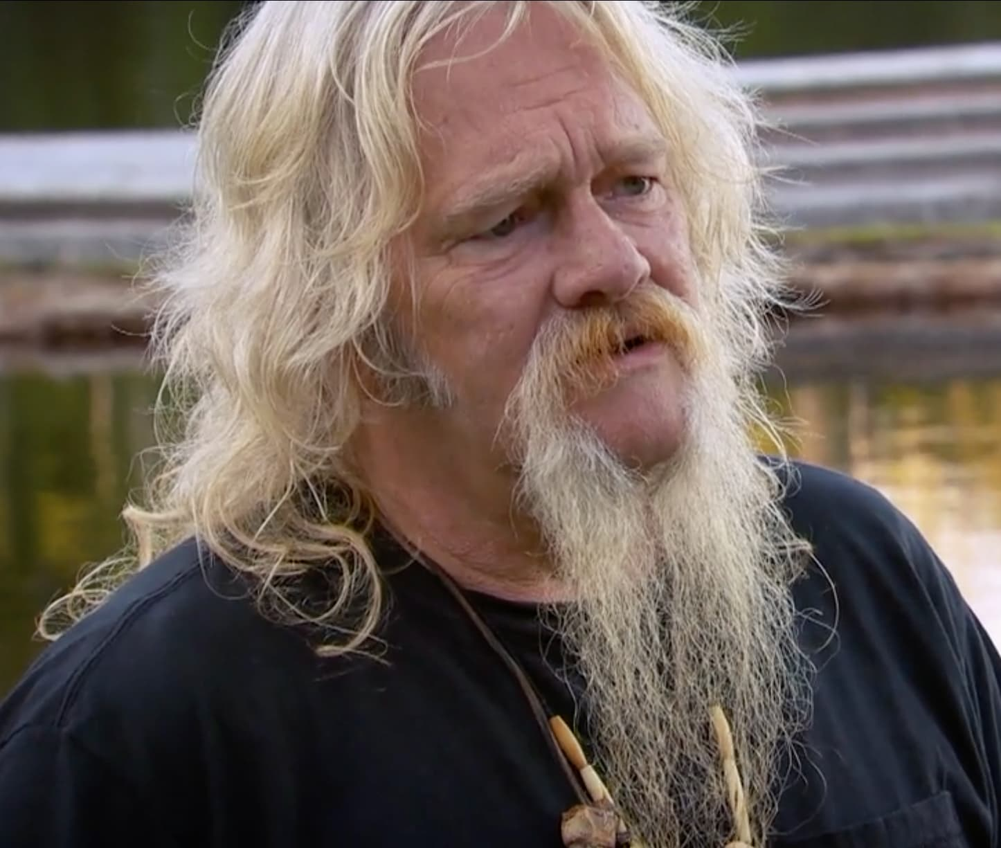 Alaskan Bush People Billy Brown