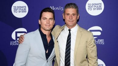 Photo of Simon Halls' Biography – How rich is Matt Bomer's husband?