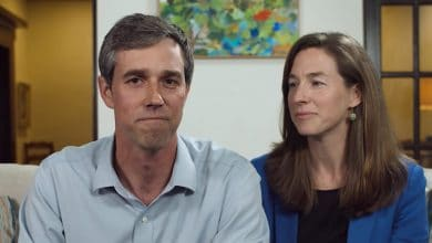 Photo of Amy Hoover Sanders' Wiki. How rich is Beto O'Rourke's Wife?